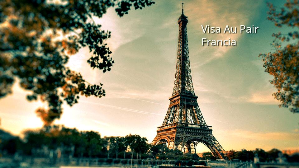 Visa Au Pair Francia