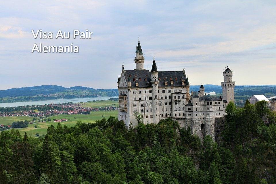 Visa Au Pair Alemania