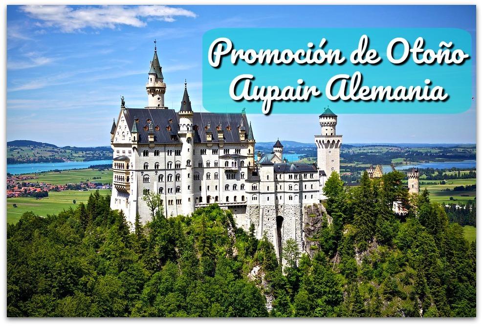 Promoción Aupair Alemania desde Colombia