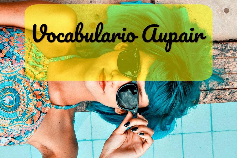 Vocabulario Aupair Colombia