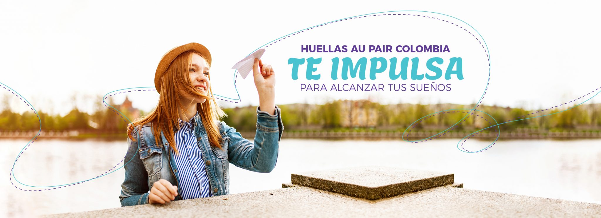 Huellas Aupair Colombia
